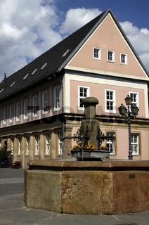Das Stadthaus in Bückeburg