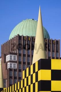 Hannover - Anzeiger-Hochhaus