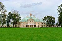Grand Menshikov palace in  Oranienbaum – Lomonosov, St-Petersburg,