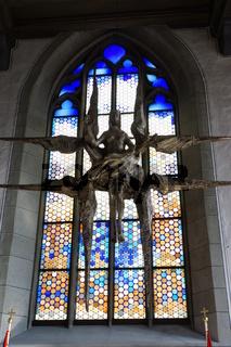 Ehemalige Klosterkirche der Johanniter,heute katholische Pfarrkirche Sankt Johannis