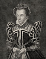 Mary I, 1516-1558, the Queen of England and Ireland