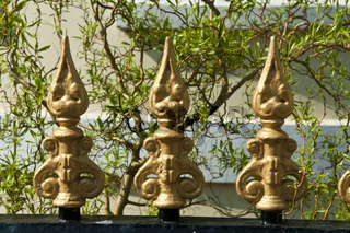 Ornamental Fence Spikes