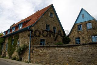 Häuser in Obernkirchen