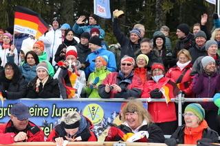 FIS Weltcup Schonach NK 15/16 - Einzel Langlauf