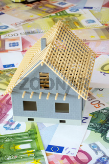 Neubau eines Eigenheims finanzieren