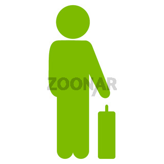 Guy Baggage Icon