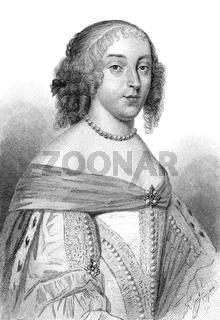 Suzanne de Beaudéan, 1660-1700, comtesse de La Roche-Ruffin