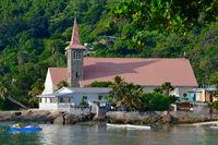 Kirche in Anse Royale