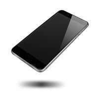 Modern mobile phone.