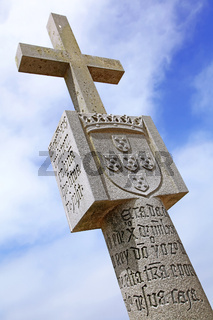 Am Kreuzkap, Namibia; at cape cross, Namibia