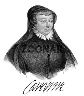 Catherine de' Medici, Queen of France