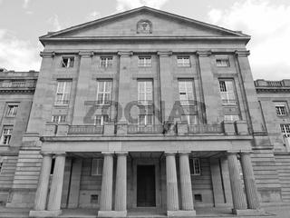 Staatstheather (National Theatre), Stuttgart