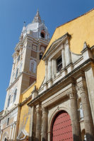 Cathedral in Cartagena de Indias