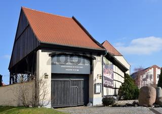 Bad Düben, Sachsen, Deutschland