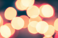 Abstract blurred natural bokeh background. Holiday concept decoration