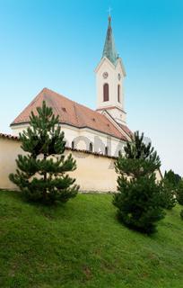 kostel of St. Michael Archangel, Svabenice