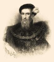 Henry Howard, Earl of Surrey, 1516 - 1547, an English poet,