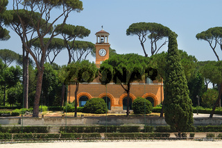 galoppatoio in rom in italien