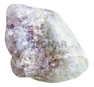Lepidolite mica on Quartz with Tourmaline crystals