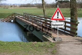 Achtung, Hochwasser