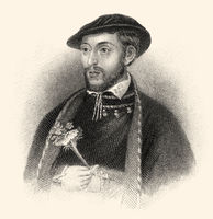John Dudley, 1st Duke of Northumberland, KG, 1504-1553, an English general, admiral, and politician,