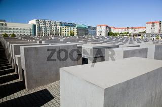 The Holocaust Memorial, Berlin, Germany