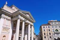 Triest Boerse - Trieste stock exchange
