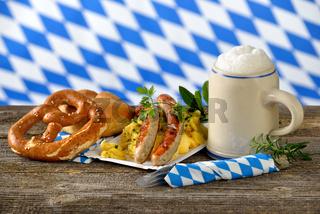 Bayerische Mahlzeit