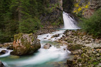Reinfall - waterfall Reinfall