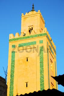 history in maroc  sky