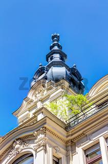 Historische Architektur in Wiesbaden