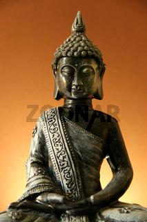 Buddha von vorn