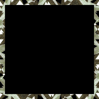 Modern Camouflage Background Frame
