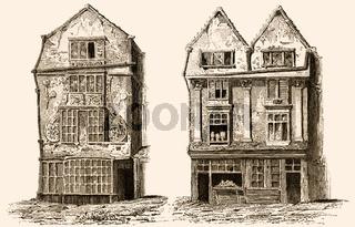 16th Century House, England