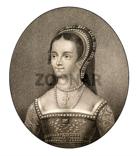 Catherine Parr, Queen of England