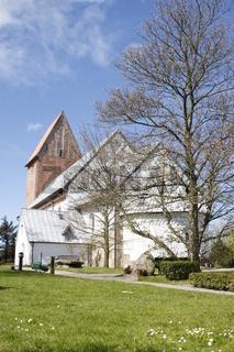 St. Severin, Keitum, Sylt