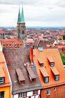 Altstadt in Nuremberg