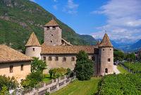 Bozen Schloss Maretsch - Bolzano Maretsch Castle 03