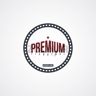 premium label theme