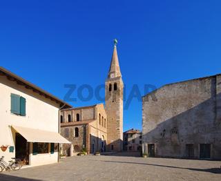 Grado Kirche - Grado church