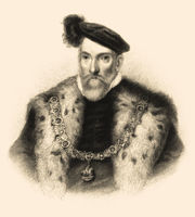 Henry FitzAlan, 19th Earl of Arundel, 1512-1580, an English nobleman