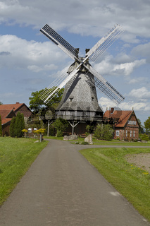 Windmühle Meßlingen (Petershagen)