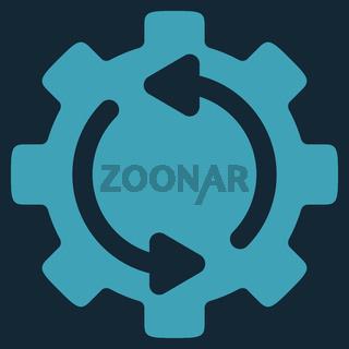 Refresh Engine Icon