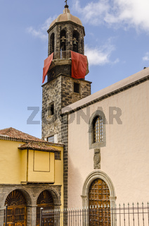 Der Kirchturm von La Orotava
