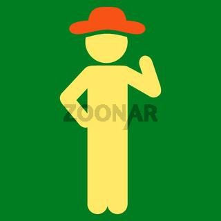 Male Proposal Icon