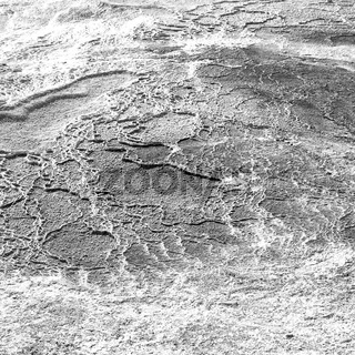 abstract in pamukkale turkey asia the old calcium bath and travertine water