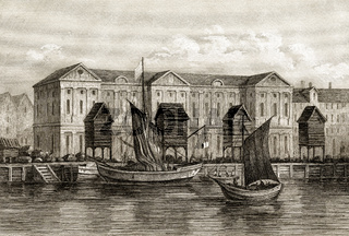 customs port of London