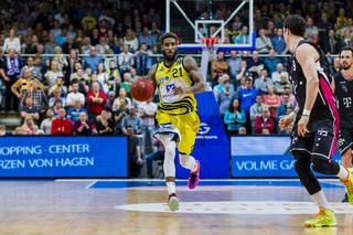 Phoenix Hagen vs. Telekom Baskets Bonn - 16.04.2015, Enervie Arena, Hagen, Germany, Beko BBL