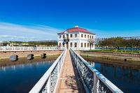 Marli Palace In Peterhof, St. Petersburg
