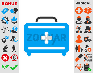 First Aid Toolkit Icon